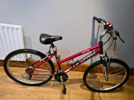 Saracen verve adult mountain bike
