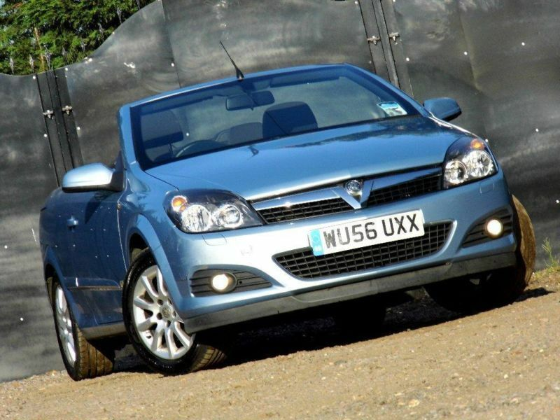 astra convertible manual roof operation