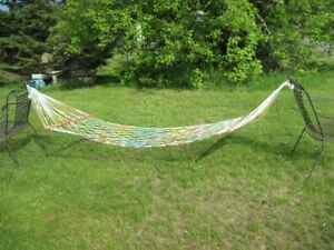 Hammock, mint, multi color from Jamaica