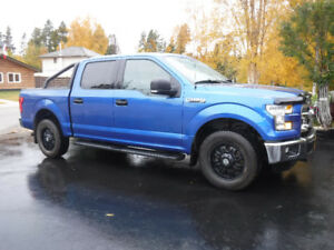 2015 Ford- f 150 truck
