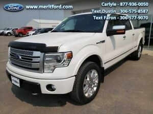 2013 Ford F-150 Platinum  - Local - Trade-in