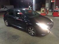2007 07 Peugeot 307s 1.6 16v petrol 5 door hatchback