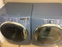 KENMORE HE5T Laveuse Secheuse Frontale Frontload Washer Dryer