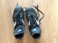 Football boots 'Reebok' size 12