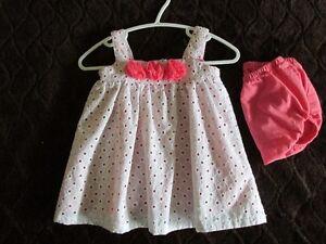 Jolie robe soleil Penelope Mack, grandeur 3-6 mois