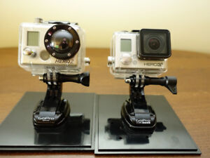 GO PRO 2 and 3+ for sale