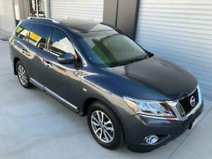 2013 / 2014 4X4 ST-L EDITION 7 SEATER PATHFINDER WITH VERY LOW KMS Pinkenba Brisbane North East Preview