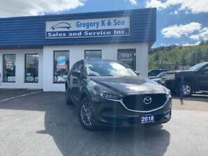 2018 Mazda CX-5 GS SUV, Crossover