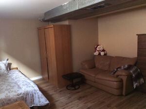 All Inclusive Fully Furnished Bedroom+Kitchen+Bathroom