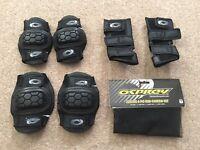 Osprey 6pcs pad combo set