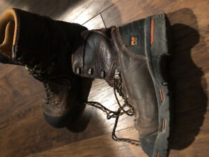 Timberland Pro men's size 10.5 safety boots