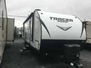 *SPECIAL*2018 Tracer Breeze 315 BHD  Bunk House