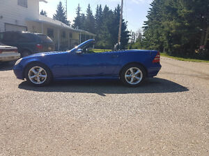 2001 Mercedes-Benz SLK-320 Roadster! Mint!