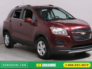 2016 Chevrolet Trax LT AUTO A/C MAGS BLUETOOTH TOIT