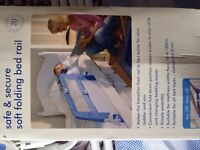 Lindam bed guard- excellent condition for sale