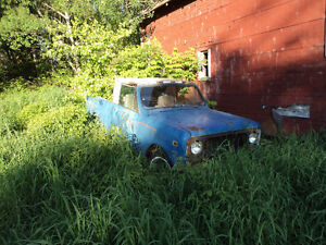 1980 International Scout 2 for parts $400.00 OBO