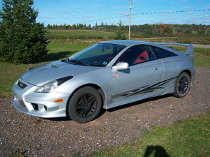 2003 Toyota Celica TRD GT Coupe (2 door) Sell/Trade