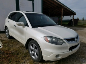 2009 Acura RDX sold pending pick up