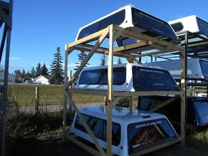 Used Canopies Built For The 09+ Dodge  2500/3500 Crew Cab S/B
