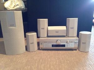 Panasonic SA-HT400 Receiver and speakers