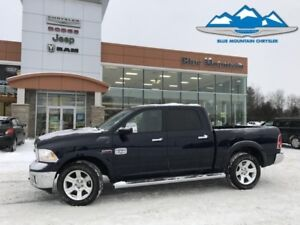 2016 Ram 1500 Longhorn  ACCIDENT FREE, LOADED, GPS/BT/LEATHER!