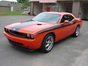 2009 DODGE CHALLENGER RT***FOOSE WHEELS***ONLY 41000KM***