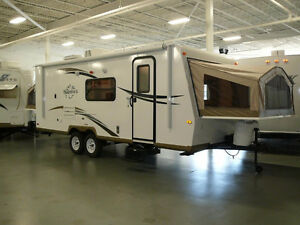 NEW PRICE - 2013 SHAMROCK 23SS TRAILER