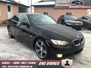 2007 BMW 3 Series 328Xi... COUPE 6 SPEED ...RARE  - one owner