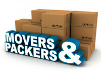 MOVERS & PACKERS ST. CATHARINES, NIAGARA FALLS, GRIMSBY, THOROLD