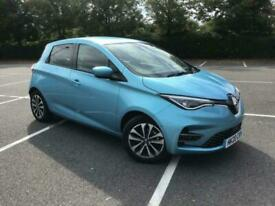 image for 2020 Renault Zoe RENAULT ZOE 100KW i GT Line R135 50KWh Rapid Charge 5dr Auto Ha
