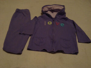 9 month Carter Brand hoodie outfit - $1.50