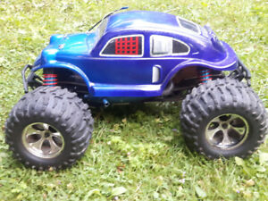 RC Losi LST Aftershock $ 300 rtr