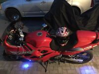 Bike must go good offer or maybe trade see below
