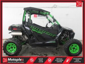 2016 Arctic Cat Wildcat Sport LIMITED  51$/SEMAINE