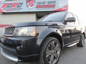 2011 Range Rover Sport AUTOBIOGRAPHY *FINANCEMENT 100% APPROUVE*