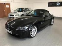 56 BMW Z4 2.5i M Sport Roadster Convertible Black