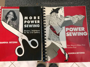 3 Excellent Sewing Books