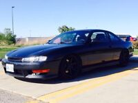 95 Nissan 240sx NEED GONE