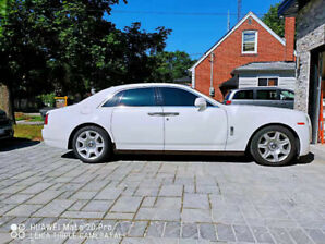 2015 Rolls-Royce Ghost  Series 2 FULL WARRANTY ACCIDENT FREE