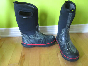 Bottes hiver BOGS taille 4 (US) KIDS