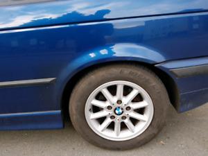 4 mags bmw avec pneus d'été