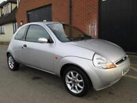 FORD KA 1.3 ZETEC CLIMATE AIR CON LOW MILES