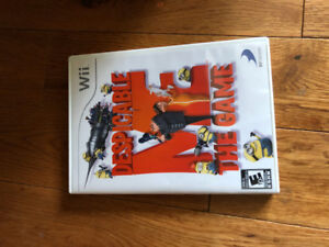Wii video game Dispicable me