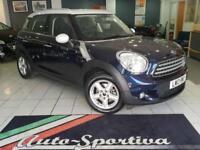 2013 MINI Countryman 1.6 Cooper (Pepper) 5dr Petrol blue Automatic