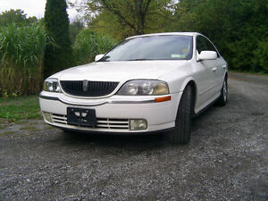 2002 Lincoln LS V-8 Clean!!