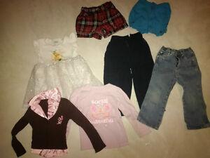 Full Wardrobe for 3-4 Year Old Girl Kitchener / Waterloo Kitchener Area image 1
