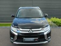 2017 Mitsubishi Outlander 2.2 DI-D 3 4WD (s/s) 5dr SUV Diesel Manual