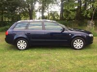 Audi A4 avant 3.0 tdi QUATRO 1 owner from new full history £3299