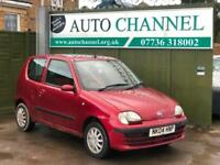 2004 Fiat Seicento 1.1 S 3dr