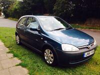 Vauxhall Corsa SXI 1.2ltr